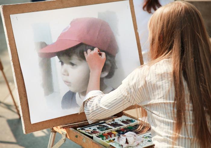 Image result for مدل نقاشی